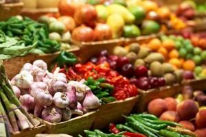 Рынок овощей