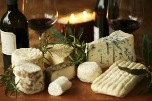 вино и сыр для гурманов