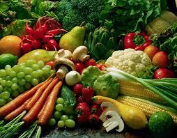Овощи сырые для вашего здоровья