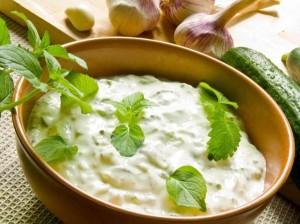 суп йогуртовый