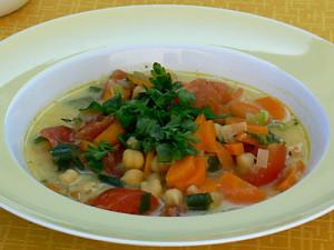 фитнес-суп для похудения