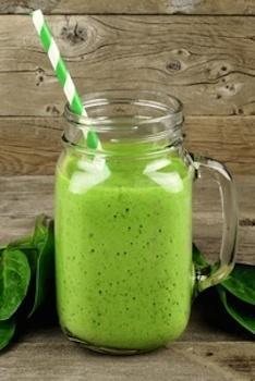 Смузи зеленое удовольствие