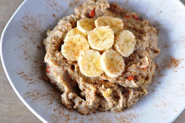 гречка с сухофруктами к завтраку