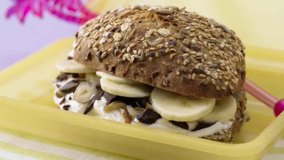 полезный бутеброд
