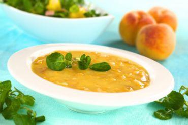 суп из фруктов