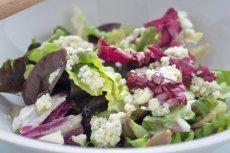 Творожный салат овощной