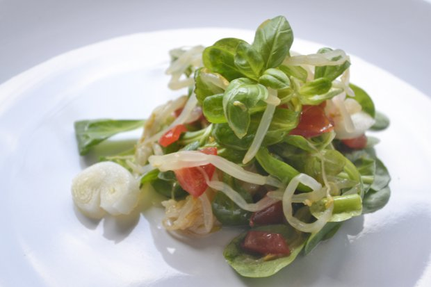 Микс салат из салатного микса