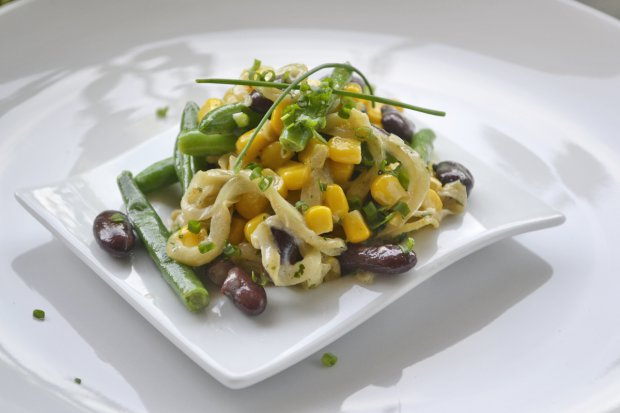 Салат бобовое ассорти